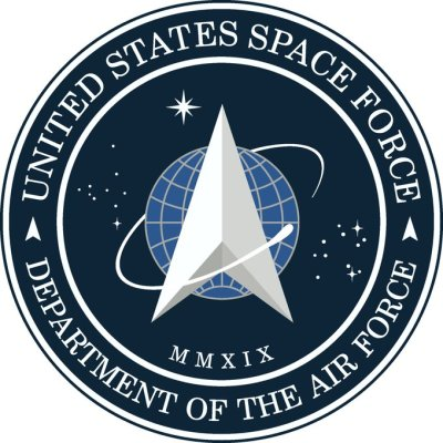 United States Space Force Seal - 2020