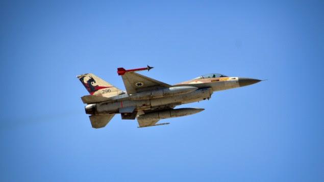 IAF F-16I - 2014